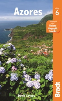 Azores, Paperback Book