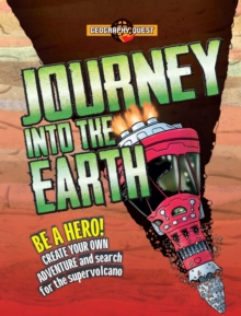 Geography Quest: Journey into the Earth, Paperback Book