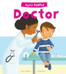 Busy People: Doctor, Hardback Book