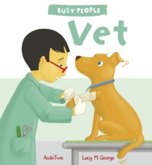 Busy People: Vet, Paperback Book