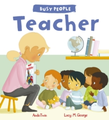 Busy People: Teacher, Paperback Book