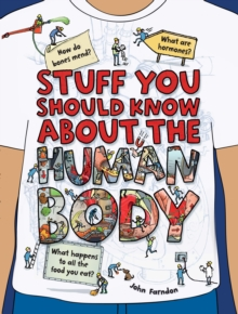 Stuff You Should Know About the Human Body, Paperback Book