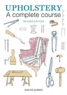 Upholstery: A Complete Course, Paperback Book