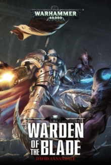 Warden of the Blade, Hardback Book