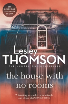 The House with No Rooms, Paperback Book