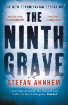 The Ninth Grave, Paperback Book
