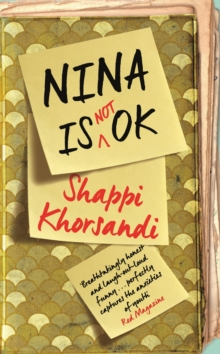Nina is Not OK, Hardback Book