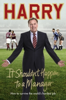 It Shouldn't Happen to a Manager, Hardback Book
