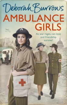 Ambulance Girls, Paperback Book