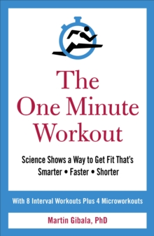 The One Minute Workout, Paperback Book