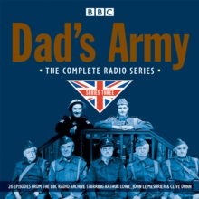 Dad's Army: Complete Radio : Series 3, CD-Audio Book
