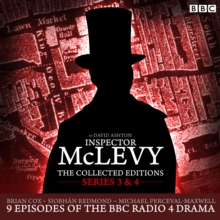 Mclevy the Collected Editions : Nine Episodes of the BBC Radio 4 Series Series 3 & 4, CD-Audio Book