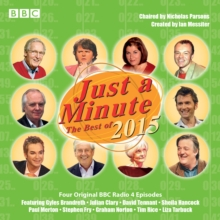 Just a Minute : BBC Radio Comedy Best of 2015, CD-Audio Book