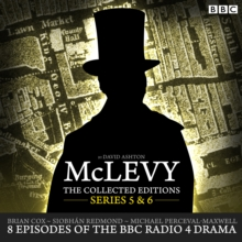 Mclevy the Collected Editions : Series 5 & 6, CD-Audio Book