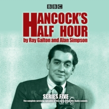 Hancock's Half Hour : Series 5: 20 episodes of the classic BBC Radio comedy series, CD-Audio Book