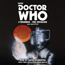Doctor Who: Cybermen : A 2nd Doctor Novelisation The Invasion, CD-Audio Book