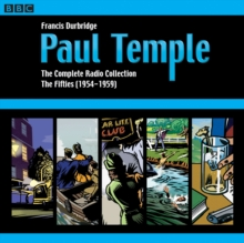 Paul Temple : The Fifties The Complete Radio Series Collection Two, CD-Audio Book