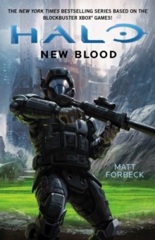 Halo : New Blood, Paperback Book