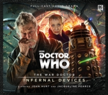 The War Doctor - Infernal Devices, CD-Audio Book