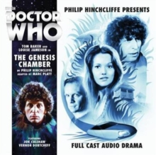 Doctor Who - Philip Hinchcliffe Presents : The Genesis Chamber Volume 2, CD-Audio Book