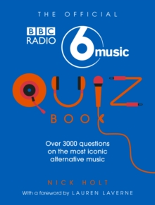 The Official Radio 6 Music Quiz Book, Paperback Book