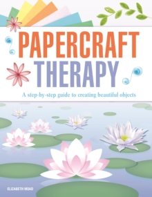 Papercraft Therapy, Paperback Book