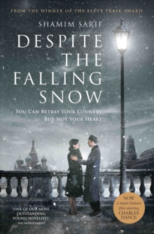DESPITE THE FALLING SNOW, Paperback Book