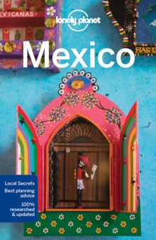 Lonely Planet Mexico, Paperback Book