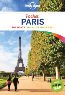 Lonely Planet Pocket Paris, Paperback Book
