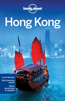 Lonely Planet Hong Kong, Paperback Book