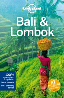 Lonely Planet Bali & Lombok, Paperback Book