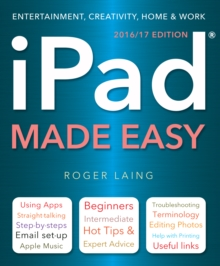 iPad Made Easy (New Edition), Paperback Book