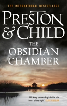 The Obsidian Chamber, Hardback Book