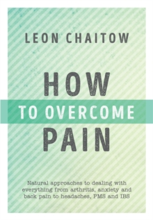 How to Overcome Pain, Paperback Book