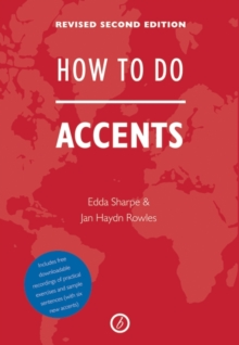 How to do Accents, Paperback Book