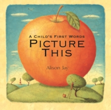 Picture This... : A Child's First Picture Book, Board book Book