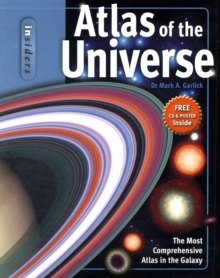 Insiders Atlas of the Universe, Paperback Book