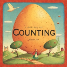 Counting : A Child's First 123, Board book Book
