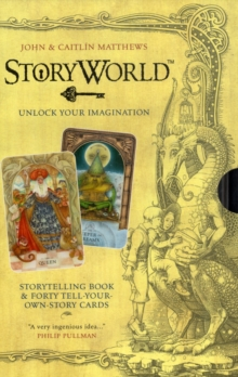 The Storyworld Box, Mixed media product Book