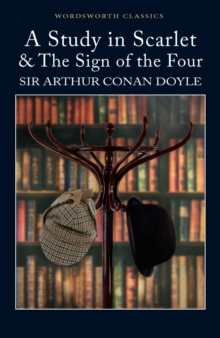 A Study in Scarlet & the Sign of the Four, Paperback Book