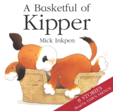Basketful of Kipper 8 Stories Single, CD-Audio Book