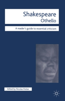 Shakespeare - Othello, Paperback Book