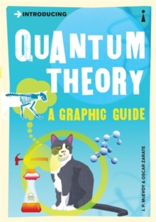 Introducing Quantum Theory : A Graphic Guide, Paperback Book