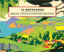 Brian Cook's Vintage Britain, Cards Book