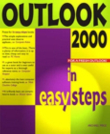 Outlook 2000 in Easy Steps, Paperback Book