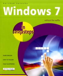 Windows 7 in Easy Steps, Paperback Book