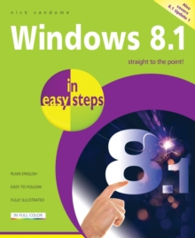 Windows 8.1 in Easy Steps, Paperback Book