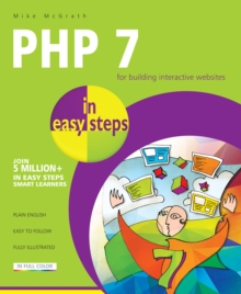 PHP 7 in Easy Steps, Paperback Book