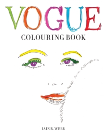 Vogue Colouring Book, Paperback Book