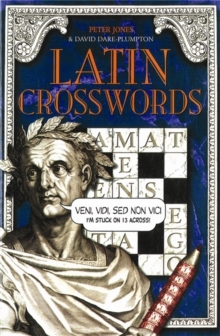 Latin Crosswords, Paperback Book